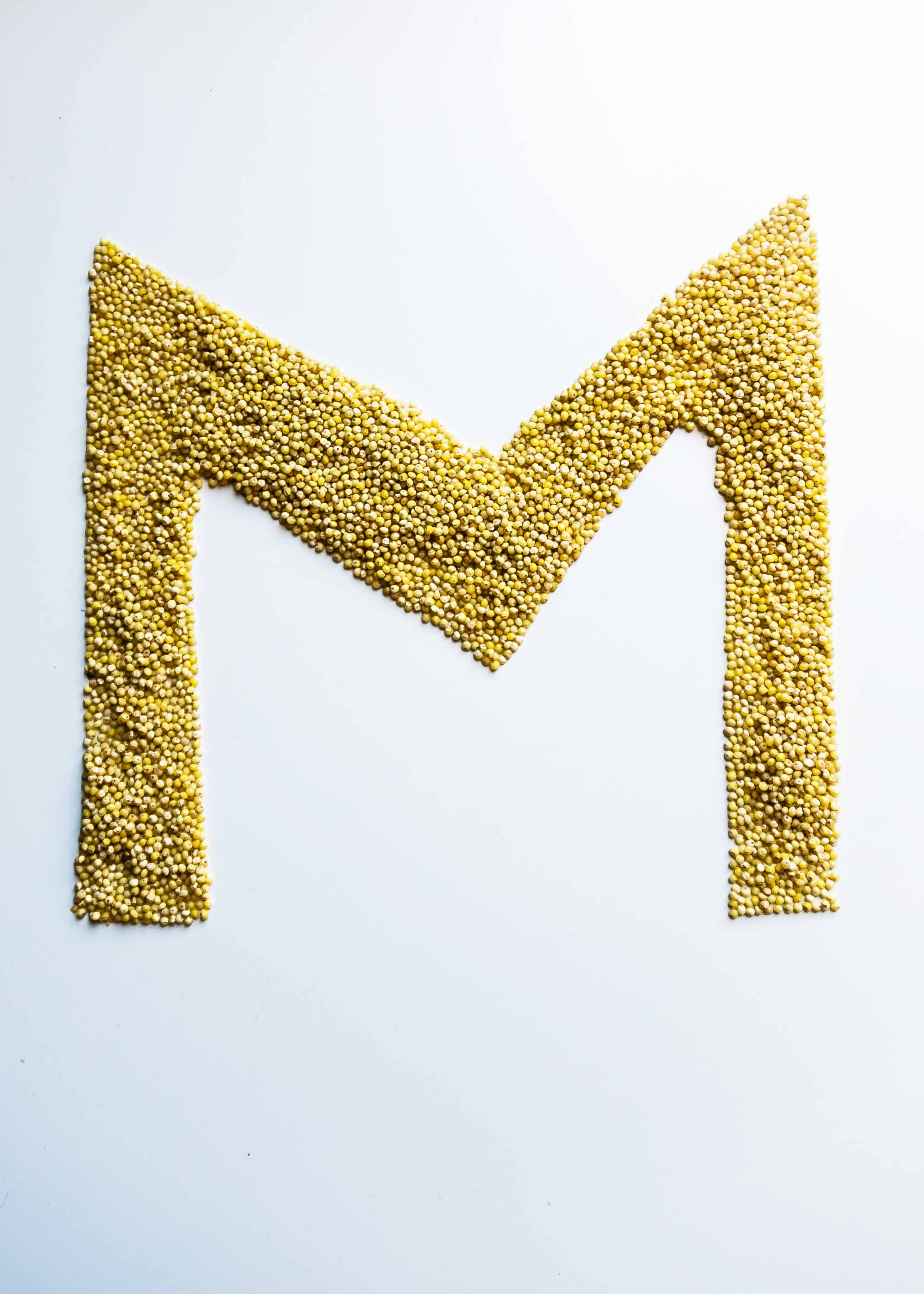 Eating more meatless meals? Add in whole grains! What is millet? Find cooking tips and how to cook millet with a week's worth of recipes.